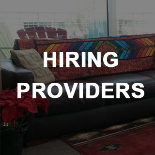 Hiring Psychiatric Providers and LISW/LSAA Therapists