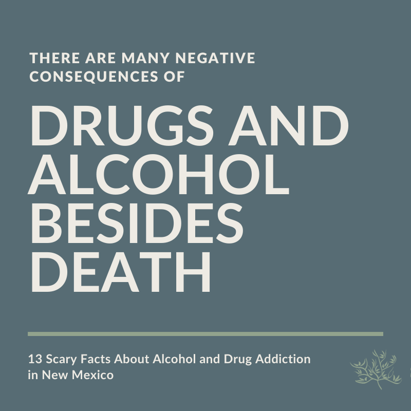 Drugs and Alcohol Besides Death